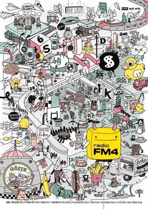 FM4 Wimmelbild